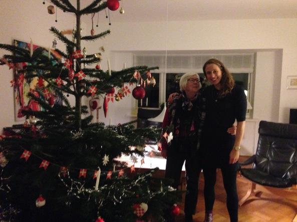 Jul med familien 2015